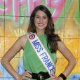 Laury Thilleman, Miss France 2011, en mai 2011.