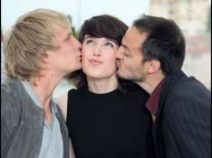 PHOTOS : Séance 'bisous' pour les frères Dardenne...