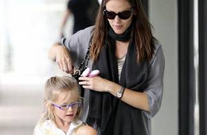 Jennifer Garner, enceinte, est fière de l'instinct maternel de sa petite Violet