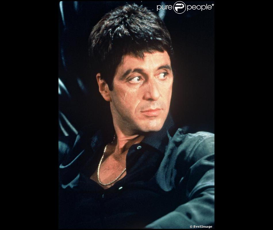 Al Pacino Sur Le Tournage De Scarface En 1983