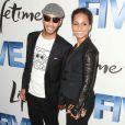 Alicia Keys et Swizz Beatz à l'avant-première du téléfilm  Five , à New York, le 26 septembre 2011.