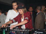 Pierre Sarkozy, DJ toujours passionné et survolté derrière ses platines