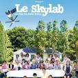 L'affiche du film Le Skylab