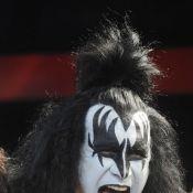 Gene Simmons, bassiste du groupe Kiss, s'est marié !