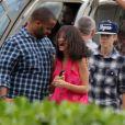 Justin Bieber et Selena Gomez à Rio de Janeiro au Brésil, le 4 octobre 2011