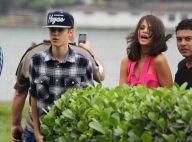 Justin Bieber : Hélico, resto, Rio, il mène la grande vie avec sa Selena Gomez