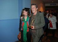 John Hurt savoure à Dinard un bon Hitchcock en compagnie de son épouse