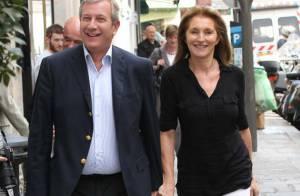Cécilia et Richard Attias : Un couple toujours aussi soudé et amoureux à Paris