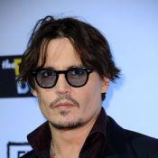 "Johnny Depp éclipsé par la flamboyante ""bunny girl"" Amber Heard"