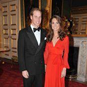 Le prince William submergé par l'émotion et l'élégance de sa sublime Kate