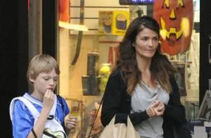 Helena Christensen : Après la séparation, le top model retrouve son fils chéri