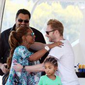 Mel B : Après-midi détente avec sa sublime fille et son ami Ronan Keating