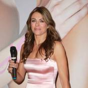 Elizabeth Hurley : Magnifique ambassadrice en or rose