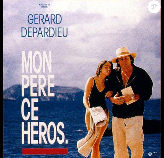 L'affiche du film Mon père, ce héros