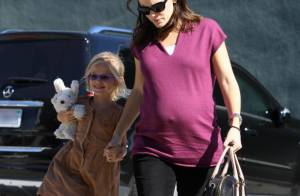 Jennifer Garner, enceinte: pendant que Violet se fait 'torturer', pause shopping