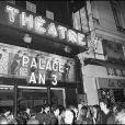 Le Palace en 1981.