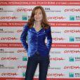 Isabelle Huppert défend son pire cauchemar lors du festival de Rome - octobre 2011