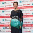 Maggie Gyllenhaal pour le photocall de Oh my God lors du festival de Rome - 28 octobre 2011