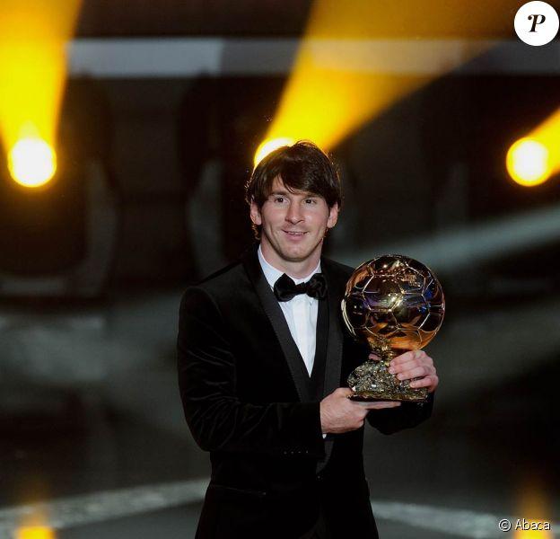 Qui peut prétendre détrôner en janvier 2012 Lionel Messi, double détenteur du FIFA Ballon d'Or 2009 et 2010 ?