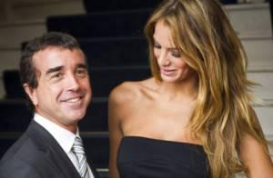 Jade Foret, fiancée d'Arnaud Lagardère, entretient les rumeurs de grossesse