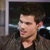 Taylor Lautner veut être pris au sérieux