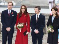 La princesse Mary chez les Forces Spéciales, avant d'accueillir William et Kate