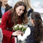 Kate Middleton fait un carton pour sa première mission humanitaire avec William