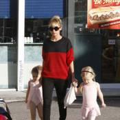 Look de la semaine : La maman modeuse Nicole Richie en première ligne