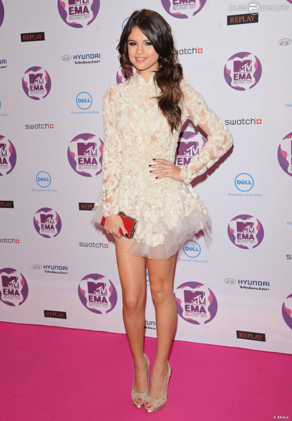 La Star De La Soiree Selena Gomez A Assume Son Rang Lors De Son