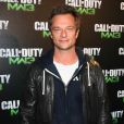 David Hallyday, un sérieux client à  Call of Duty  !    Call of Duty: Modern Warfare 3  a vécu un lancement en grande  pompe au palais de Chaillot, à Paris, le 7 novembre 2011. Activision  avait vu les choses en grand et convié de nombreux VIP.