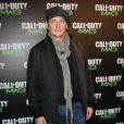 Benoit Magimel, un ambassadeur impassible pour  Call of Duty . Parmi les VIP, certains garçons n'étaient pas là pour rigoler et ont pris leur rôle très au sérieux lors de la soirée de lancement spectaculaire de  Call of Duty: Modern Warfare 3 , lundi 7 novembre 2011 au Palais de Chaillot.