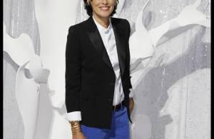 Inès de la Fressange : Présidente élégante, en duo avec un célèbre acteur