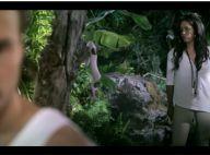 Amel Bent : Une histoire d'amour et de serpents pour le clip de 'Je Reste'