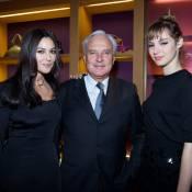 Monica Bellucci et Louise Bourgoin : Une soirée précieuse, nature, sauvage...