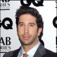 David Schwimmer à Londres en septembre 2007.