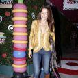 Brooke Burke lors de la soirée Harajuku / Target, à Los Angeles, le 12 novembre 2011