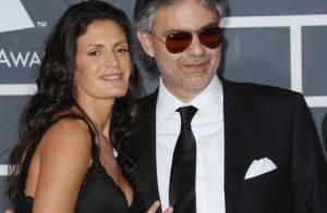 Andrea Bocelli : le ténor italien, futur papa d'une petite fille