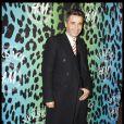Ariel Wizman lors de la shopping party Versace et H&M à Paris le 16 novembre 2011