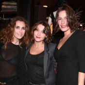 Emma de Caunes, Zoé Félix : Italiennes d'un soir pour la shopping party H&M