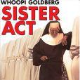 L'affiche du film Sister Act avec Whoopi Goldberg