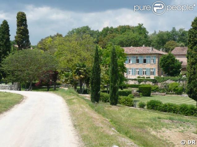 Le domaine de Miraval, la propriété en France de Brad Pitt et Angelina Jolie