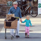 Nick Nolte : Le fabuleux acteur de 70 ans fait le fou avec sa fille... de 4 ans