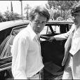 Martin Sheen à Cannes en 1979.