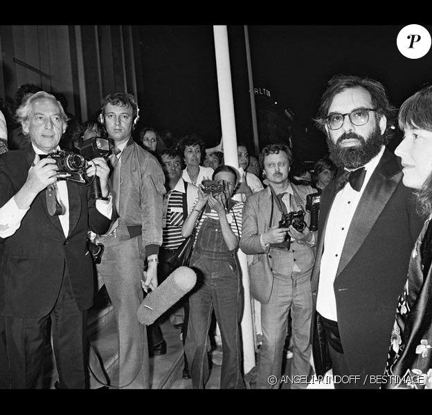 Francis Ford Coppola et sa femme Eleanor, à Cannes en 1979.
