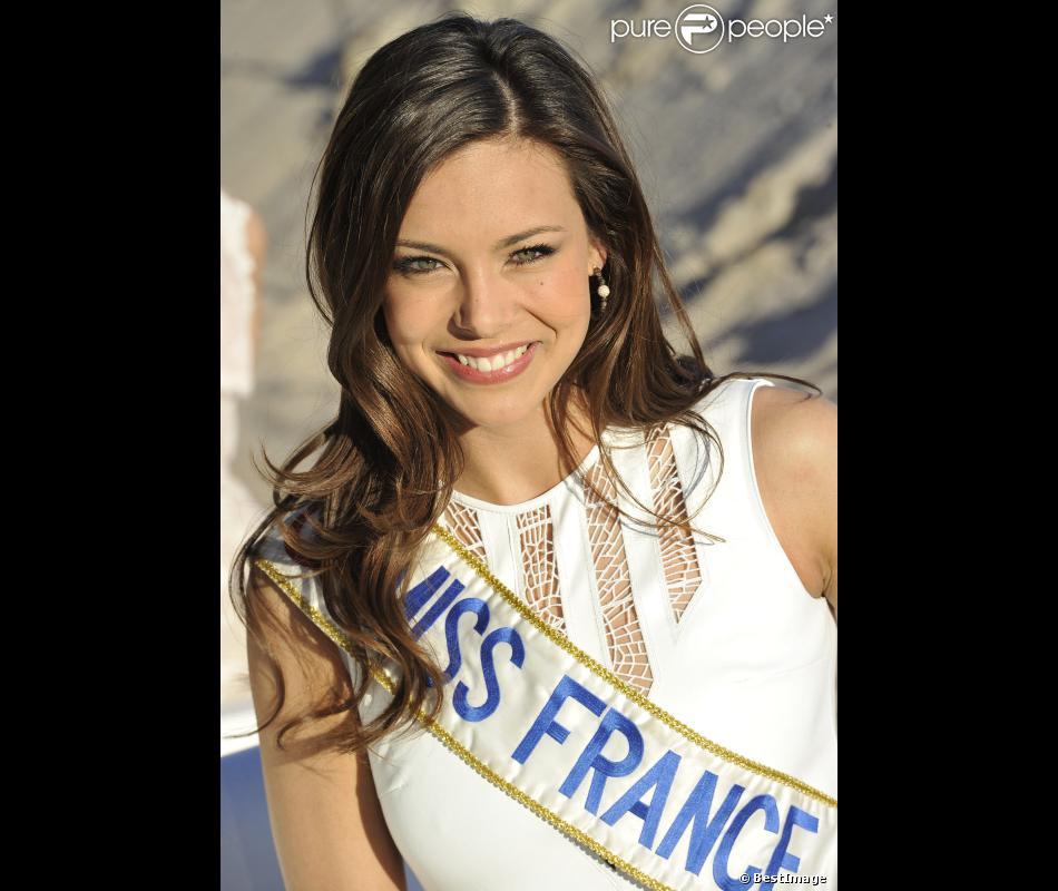Marine Lorphelin à Cannes le 25 mai 2013.