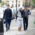 Kate Hudson et son chéri Matthew Bellamy vont au sport ensemble à Londres le 6 décembre 2011
