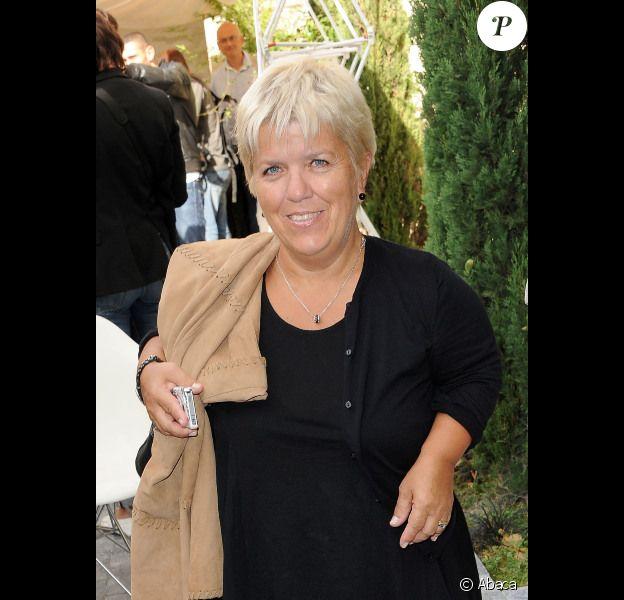 Mimie Mathy en octobre 2011 à Avignon