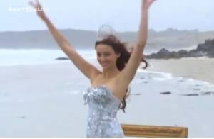 Miss France 2012 - Delphine Wespiser : Retour sur sa première semaine de folie