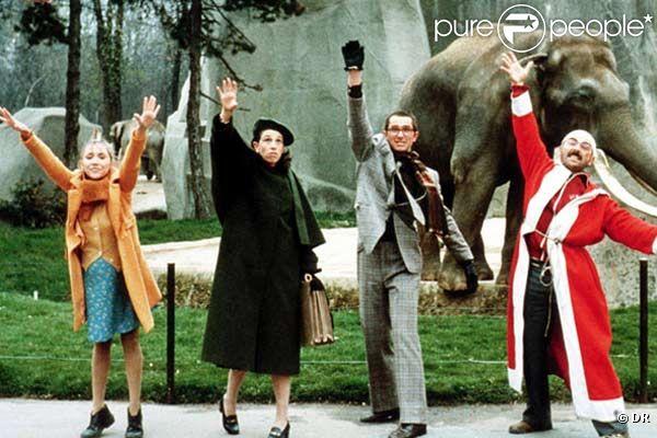 France 2 diffuse  Le Père Noël est une ordure , à 20h35, ce dimanche 18 décembre 2011.