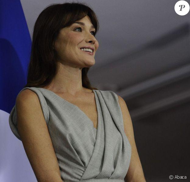 Carla Bruni en 2007